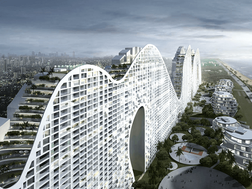 Strategic Areas of Opportunity for Architects in China – Adaptive Re-use