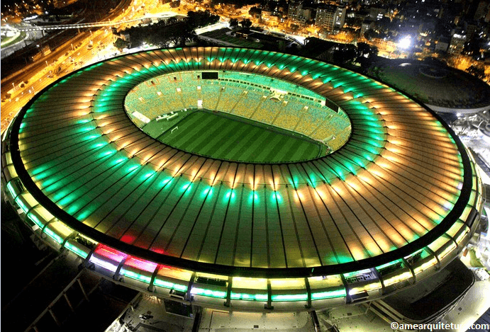 5 Of The World's Most Impressive Stadiums