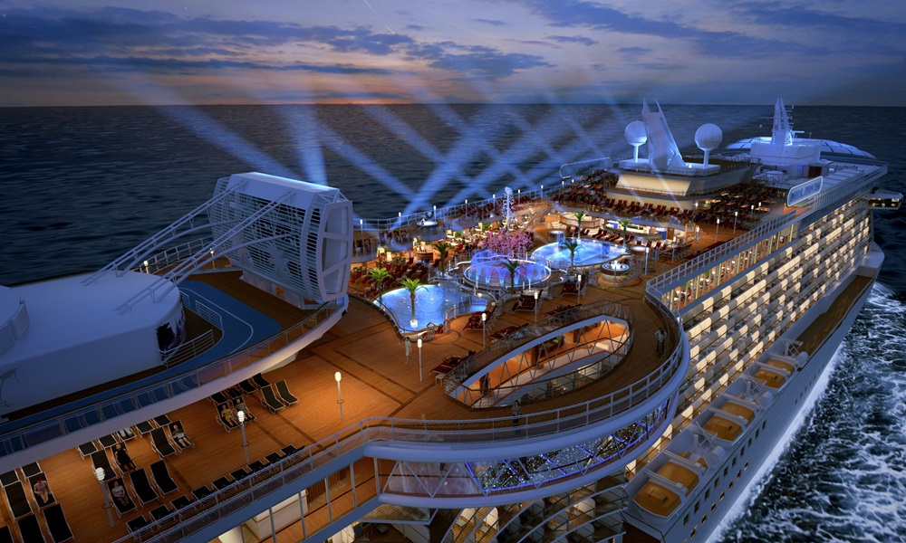 Majestic Princess – Case Study